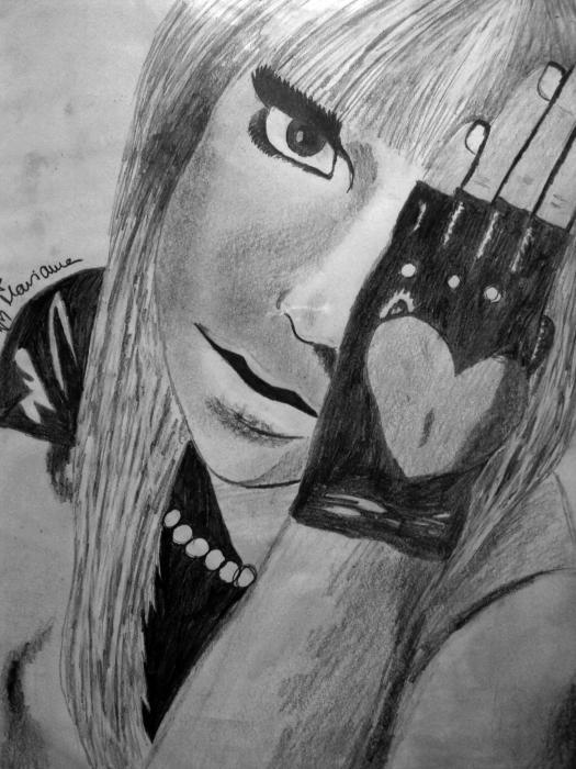 Lady Gaga por merienne_draga